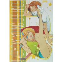Doujinshi - Anthology - Persona4 / Yosuke x Chie (EVERYDAY YOUNG LIFE HNCE *合同誌) / moon flower