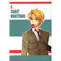 Doujinshi - Hetalia / America x United Kingdom (A SWEET NIGHTMARE) / Hagi
