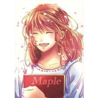 Doujinshi - Illustration book - Stand My Heroes (Maple) / Flower shop ~うさぎ