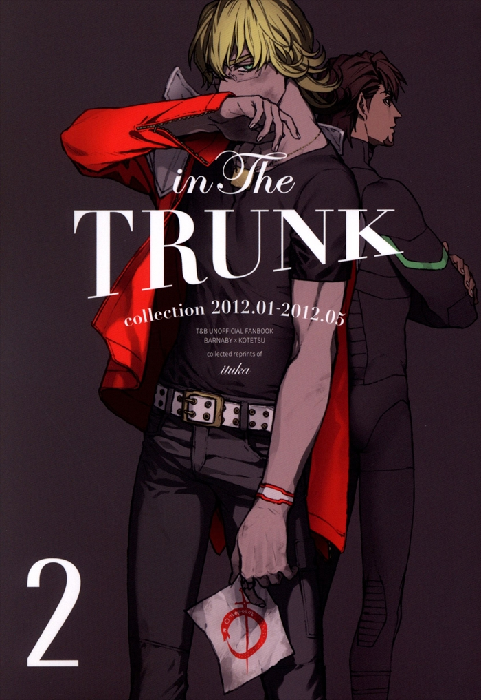 Doujinshi - Omnibus - TIGER & BUNNY / Barnaby x Kotetsu (in The TRUNK*再録集 2) / ituka