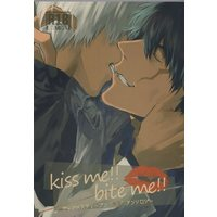 [Boys Love (Yaoi) : R18] Doujinshi - Anthology - Blood Blockade Battlefront / Zap Renfro x Steven A Starphase (kiss me!! bite me!! *アンソロジー) / sub G