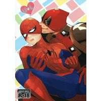 [Boys Love (Yaoi) : R18] Doujinshi - Spiderman / Deadpool (U・L) / ポンコツモンスター