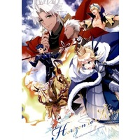 Doujinshi - Anthology - Fate Series / Saber & Archer & Lancer & All Characters (Horizon to King) / cheerio