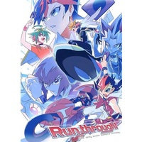 Doujinshi - Anthology - Yu-Gi-Oh! GX / Yami Yugi & Judai & All Characters & Sakaki Yuya (Run through!) / cheerio