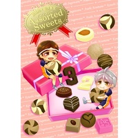 Doujinshi - Anthology - Haikyuu!! / Asahi x Sugawara (東峰旭×菅原孝支アンソロジー Assorted Sweets) / Double‐Drop