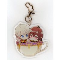 Key Chain - GRANBLUE FANTASY / Lucifer & Sandalphon