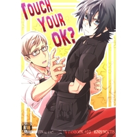 [Boys Love (Yaoi) : R18] Doujinshi - Final Fantasy XV / Ignis x Noctis (TOUCH YOUR OK? ☆FINAL FANTASY 15) / P-DOG.