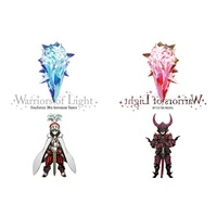 Doujinshi - Illustration book - Final Fantasy Series (Warriors of Light FINALFANTASY 30TH ANIVERSARY TRIBUTE) / m.m.m.