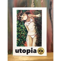 [Boys Love (Yaoi) : R18] Doujinshi - Illustration book - utopia / eikoh