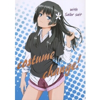Doujinshi - Illustration book - Toaru Majutsu no Index (costume change! with sailor suit) / FREELANCE