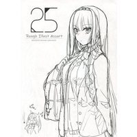 Doujinshi - Illustration book - Girls Frontline (25 Rough Illust Assor) / 65535th Avenue