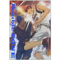 [Boys Love (Yaoi) : R18] Doujinshi - Anthology - Kuroko's Basketball / Aomine x Kagami (Double ZONE)