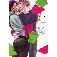 Doujinshi - Omnibus - TIGER & BUNNY / Barnaby x Kotetsu (Pieces online comic archives ~2013) / ダブルエイチ