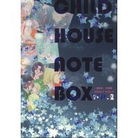 [Boys Love (Yaoi) : R18] Doujinshi - Yowamushi Pedal / Aoyagi x Teshima (CHILD HOUSE AOTE BOX Vol.2 *再録) / CHILD HOUSE