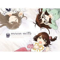 Doujinshi - Illustration book - IM@S (moon milk) / 花と錆