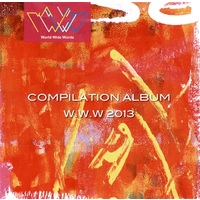 Doujin Music - COMPILATION ALBUM W.W.W 2013 / Rapstar Entertainment