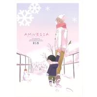 [Boys Love (Yaoi) : R18] Doujinshi - Meitantei Conan / Akai x Amuro (【中古同人誌】 () 「AMNESIA」 ☆名探偵コナン) / Tachikawa absolution