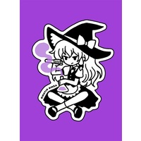 Stickers - Touhou Project / Kirisame Marisa