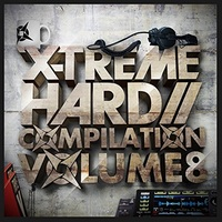 Doujin Music - X-TREME HARD COMPILATION VOL.8 / X-TREME HARD