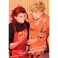 Doujinshi - GRANBLUE FANTASY / Vane x Percival (Cooking of The Flame Emperor.) / KANGAROOKICK