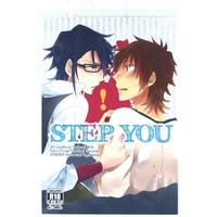 [Boys Love (Yaoi) : R18] Doujinshi - K (K Project) / Misaki x Saruhiko (STEP YOU) / Shalala