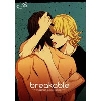 [Boys Love (Yaoi) : R18] Doujinshi - TIGER & BUNNY (breakable) / KANGAROOKICK