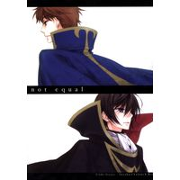 [Boys Love (Yaoi) : R18] Doujinshi - Code Geass (not equal) / クラース・ソラ/ashe to ashe