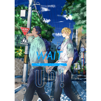 [Boys Love (Yaoi) : R18] Doujinshi - Kuroko's Basketball / Aomine x Kise (WAIT UP!) / OKAYU