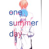 [Boys Love (Yaoi) : R18] Doujinshi - Kuroko's Basketball (one summer day) / 処分市