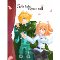 Doujinshi - Fate/Grand Order / Robin Hood (Fate Series) (『Spot light, curtain call』) / 黒斑屋おんらいん