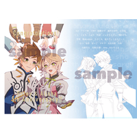 Doujinshi - Illustration book - Anthology - Tales of Zestiria / Sorey x Alisha (Congratulations!Sorey&Alisha 5th Anniversary!!) / 地下水脈