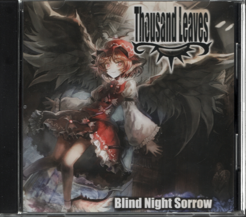 Doujin Music - Blind Night Sorrow 帯欠 / THOUSAND LEAVES