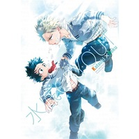 Doujinshi - My Hero Academia / Bakugou Katsuki x Midoriya Izuku (水底CRY OUT) / I@BOX