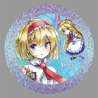 Badge - Touhou Project / Alice Margatroid
