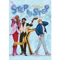 Doujinshi - TIGER & BUNNY / Keith x Ivan (STEP by STEP 1st Step) / ESPERANZA