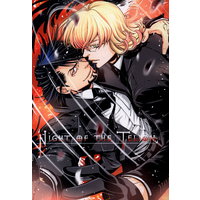Doujinshi - TIGER & BUNNY / Kotetsu x Barnaby (NIGHT OF THE TELION) / 琥珀茶房/赤い猫ニョ団
