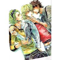 [Boys Love (Yaoi) : R18] Doujinshi - TIGER & BUNNY / Kotetsu & Barnaby & Ryan Goldsmith (One's wishes) / Suger Trap/豆ドロップ