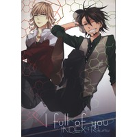 Doujinshi - TIGER & BUNNY / Barnaby x Kotetsu (I full of you) / INDEX