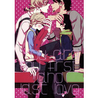 [Boys Love (Yaoi) : R18] Doujinshi - TIGER & BUNNY / Kotetsu x Barnaby () You are my first and last love.) / ハレンチシネマ