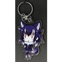 Key Chain - Kemono Friends / Gray Wolf