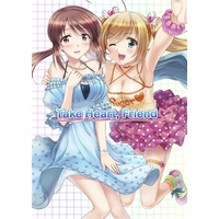 Doujinshi - IM@S: Cinderella Girls / Kaede & Mifune Miyu & Sato Shin (Take Heart, Friend) / AMORPHOUS innocent fiction