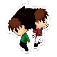 Key Chain - Eyeshield 21 / Kobayakawa Sena
