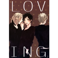 Doujinshi - Hetalia / France & United Kingdom & Spain (LOVING?) / atsu