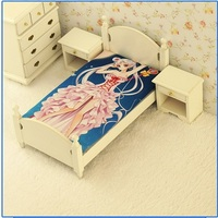 Bed Sheet - Sailor Moon / Sailor Moon & Princess Serenity