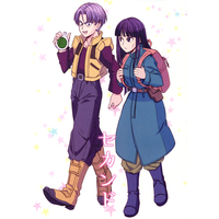 Doujinshi - Dragon Ball / Trunks x Mai (セカンド) / プリズムラボ