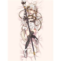 Bed Sheet - Fate/Grand Order / Jeanne d'Arc (Alter) (Santa Lily)
