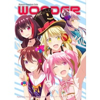Doujinshi - Illustration book - BanG Dream! / All Characters (WONDER) / まいふり喫茶