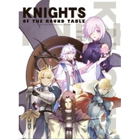 Doujinshi - Illustration book - Fate/Grand Order / Mordred & Mash Kyrielight & Merlin (Knight of the Round Table) / R.I.N