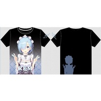 T-shirts - Date A Live / Rem (Re:ZERO) Size-XL
