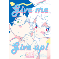 [Boys Love (Yaoi) : R18] Doujinshi - WORLD TRIGGER / Mikumo Osamu x Kuga Yuma (Give me Give up!) / 青春と戦略。